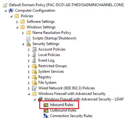 Enable Remote Desktop via Group Policy