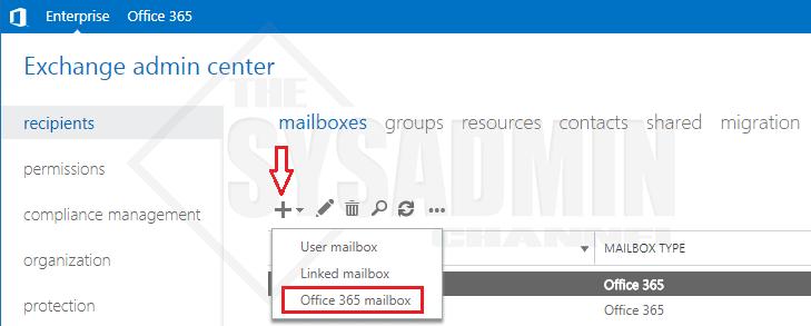 Office 365 Mailbox
