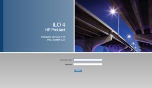 HP Server Status Using Powershell