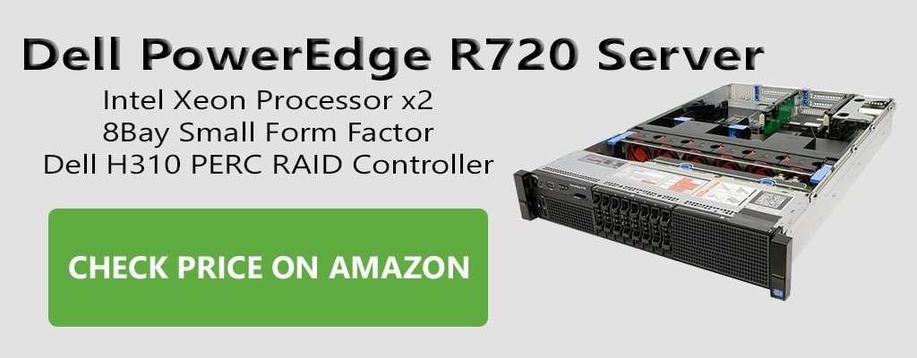 Dell PowerEdge R720 Best Homelab Server 2020