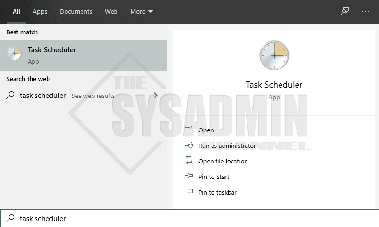 What is Task Scheduler
